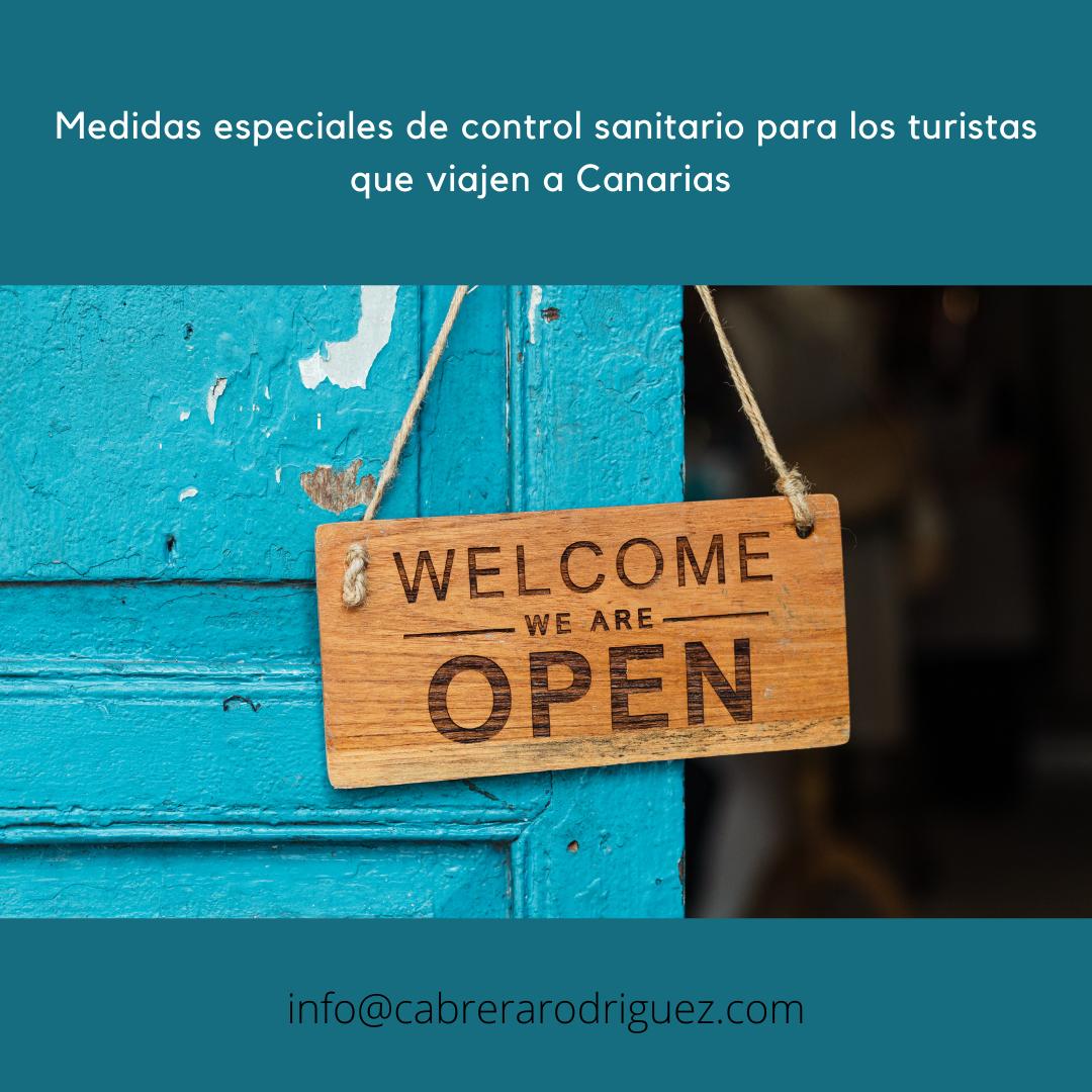 Medidas en materia turística para Canarias